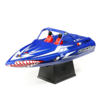 """Picture of Sprintjet 9"""" Self-Righting Jet Boat Brushed RTR, Blue"""