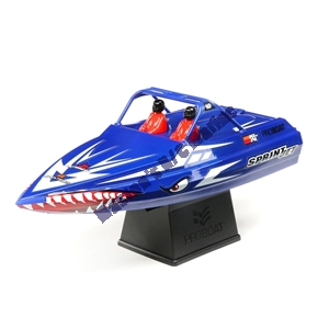 "Picture of Sprintjet 9"" Self-Righting Jet Boat Brushed RTR, Blue"