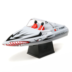 "Picture of Sprintjet 9"" Self-Righting Jet Boat Brushed RTR, Silver"