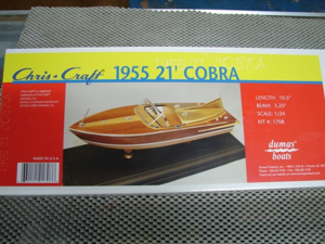 Picture of 1955 Chris-Craft 21 ft. Cobra