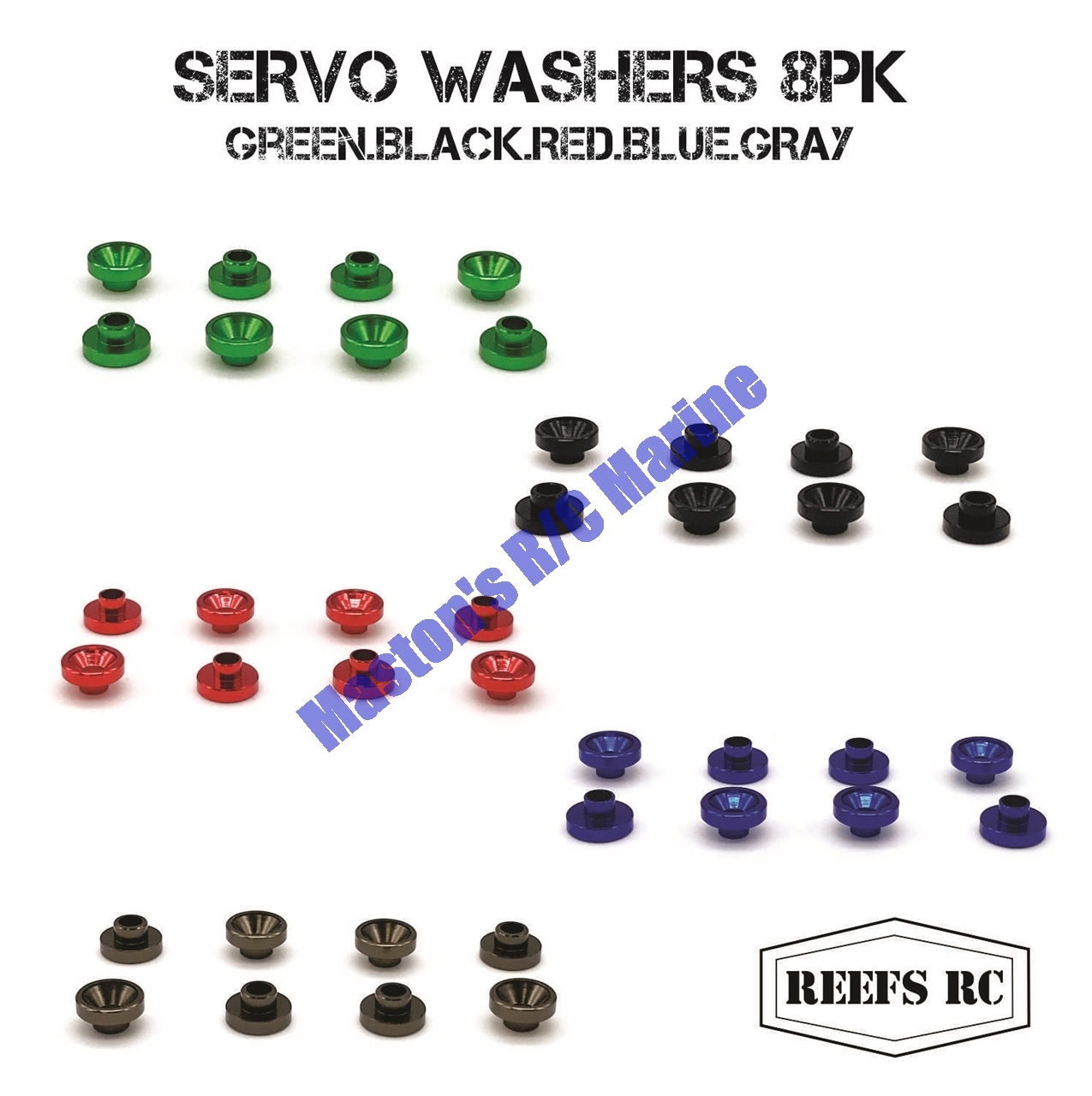 Picture of Servo Washers