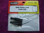Picture of Safety Lock Kwik Link