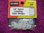 Picture of Nylon Landing Gear Straps