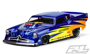 Picture of Super J Pro-Mod Clear Body for Slash 2wd Drag Car